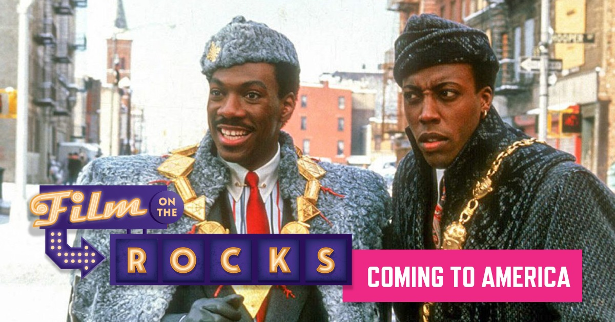 Film On The Rocks Drive-In: Coming to America