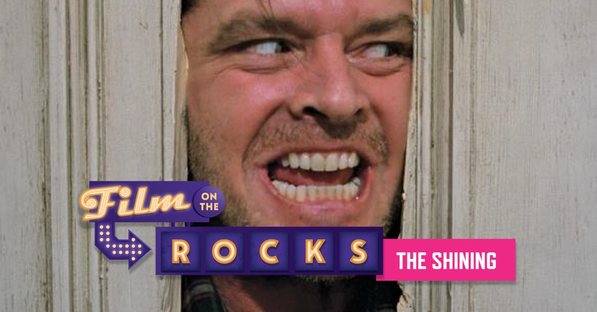 Film On The Rocks Drive-In: The Shining