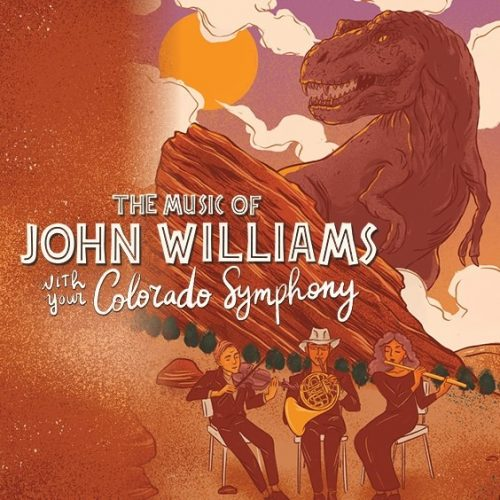 The Music Of John Williams with your Colorado Symphony