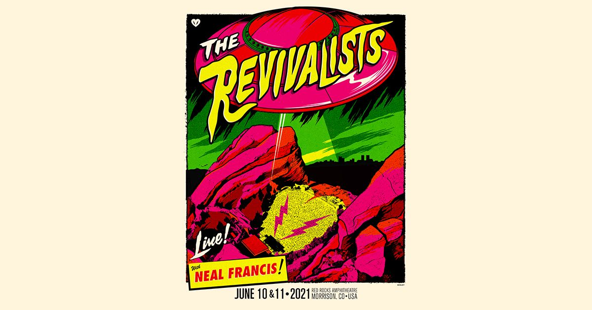 The Revivalists 6/10