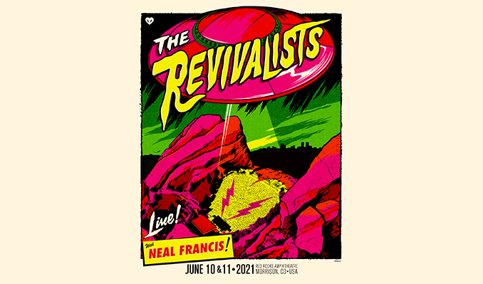 The Revivalists 6/11