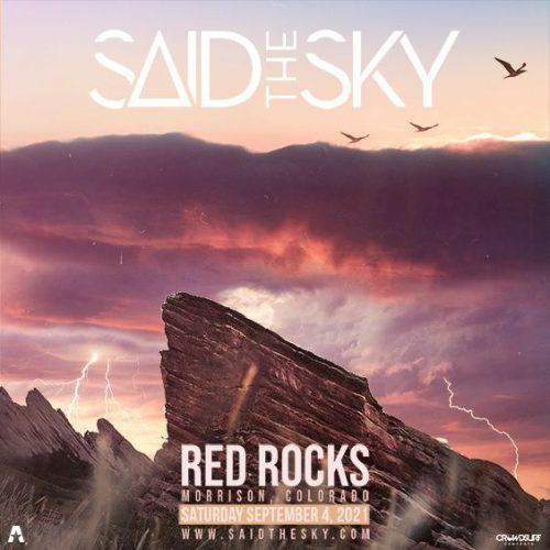 Said the Sky