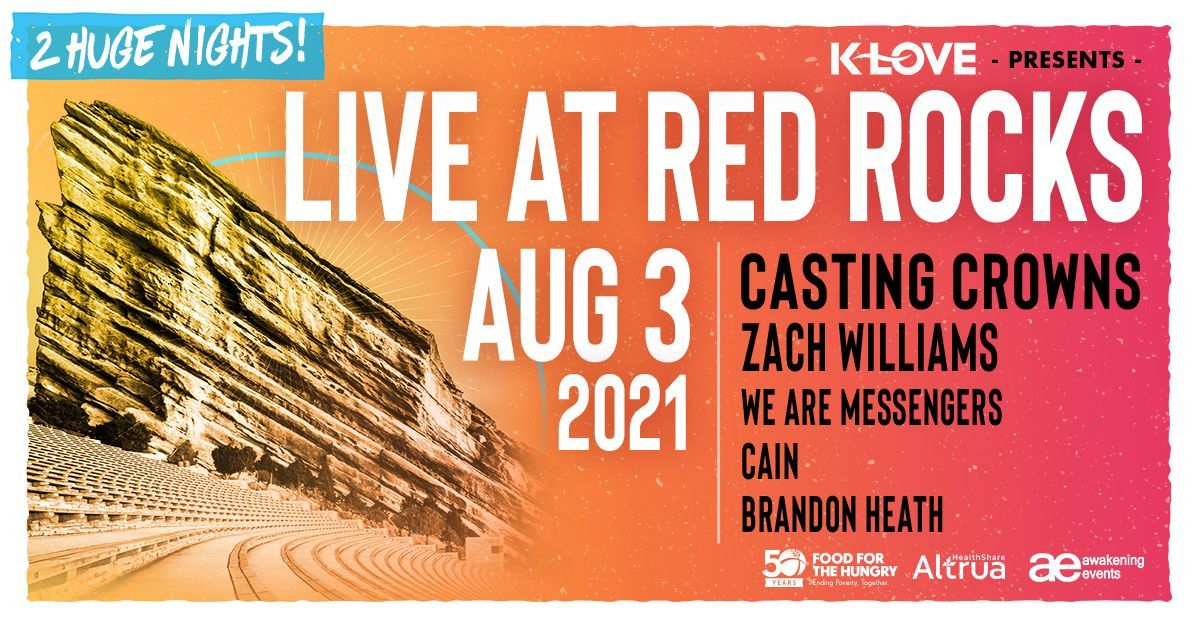 Casting Crowns 8/3