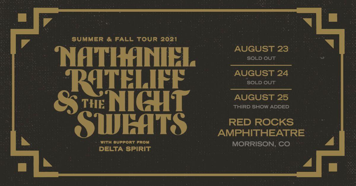Nathaniel Rateliff & The Night Sweats 8/23