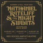 Nathaniel Rateliff & The Night Sweats 8/25