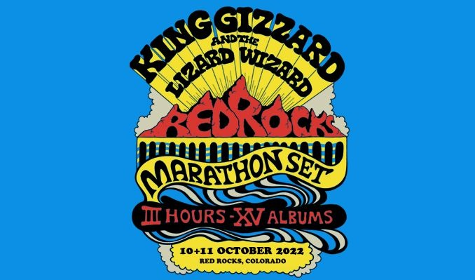 King Gizzard and the Lizard Wizard 10/10