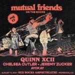 Quinn XCII,  Chelsea Cutler, Jeremy Zucker, ayokay
