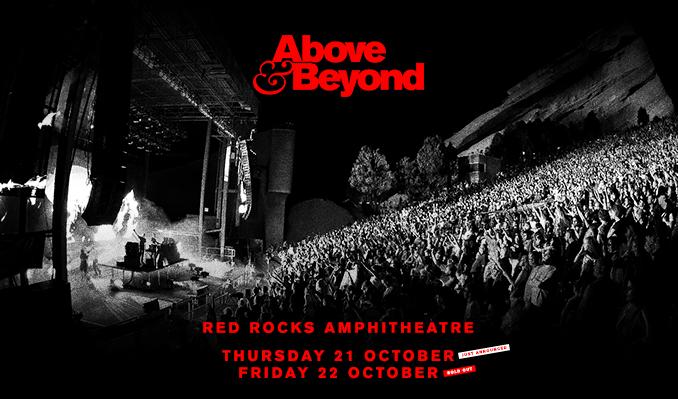 Above & Beyond 10/21
