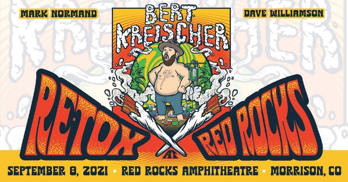 Bert Kreischer: ReTox at Red Rocks