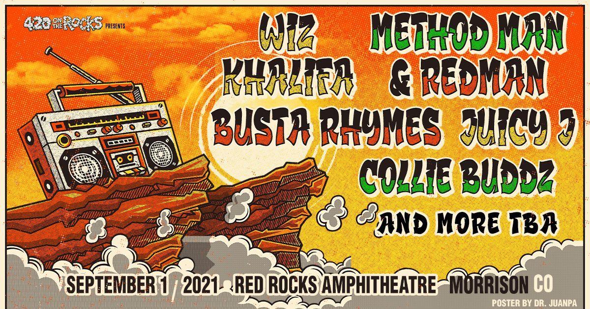 Wiz Khalifa x Method Man & Redman x Busta Rhymes