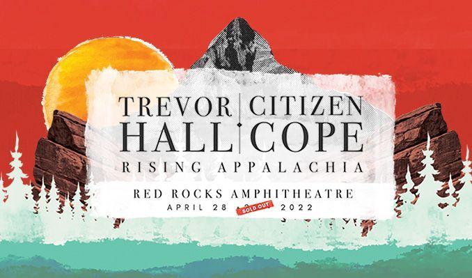 Trevor Hall / Citizen Cope